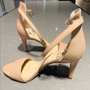 Vince Camuto Strappy Heels  -Size 7.5